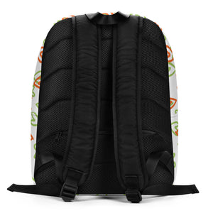 Minimalist Backpack Love By SOS EB Kids