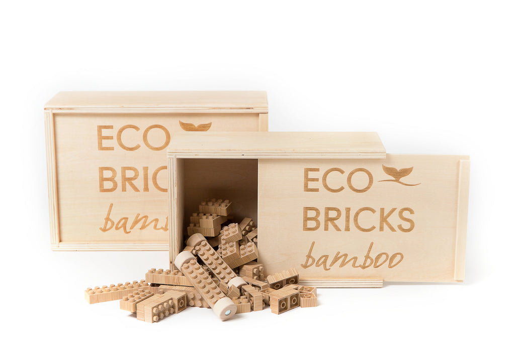 Eco-bricks™ Bamboo