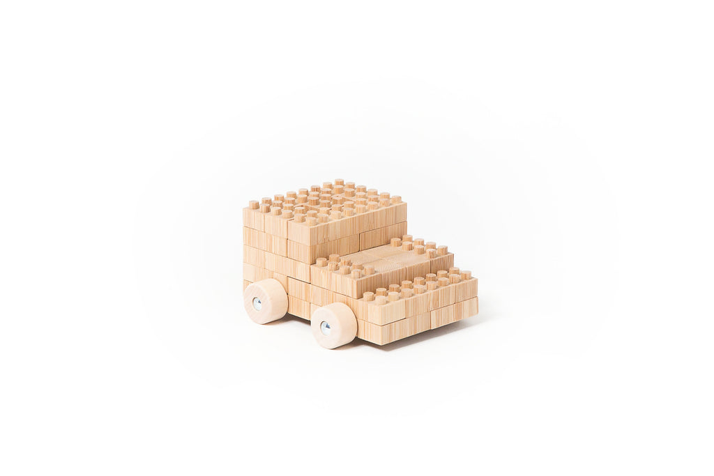 Eco-bricks™ Bamboo 24 Piece