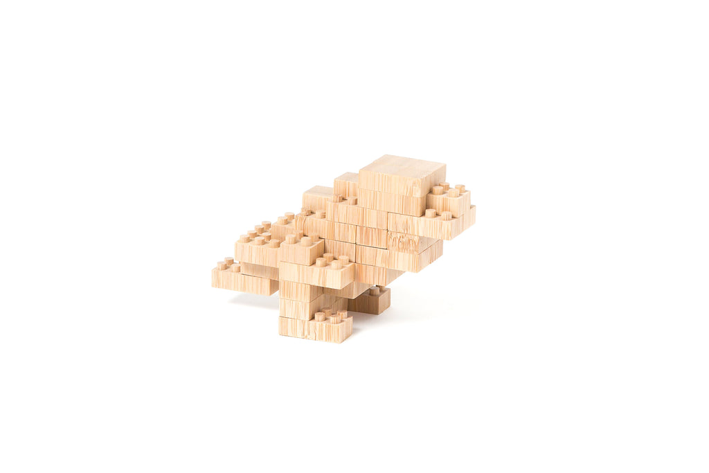 Eco-bricks™ Bamboo 45 Piece