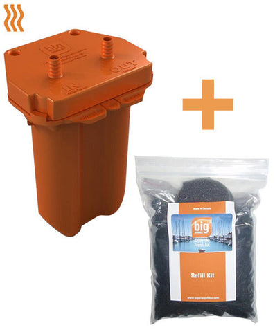 Big Orange Original Filter Bundle
