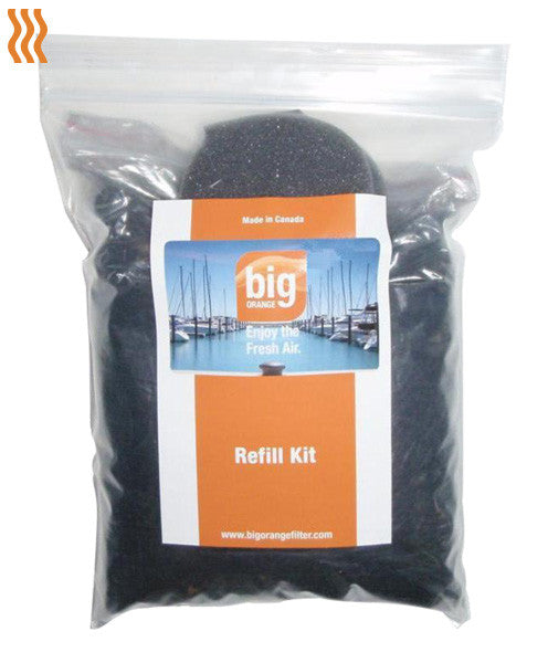 Big Orange Original Refill Kit