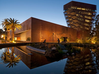 de Young Museum. Make the most of your visit.
