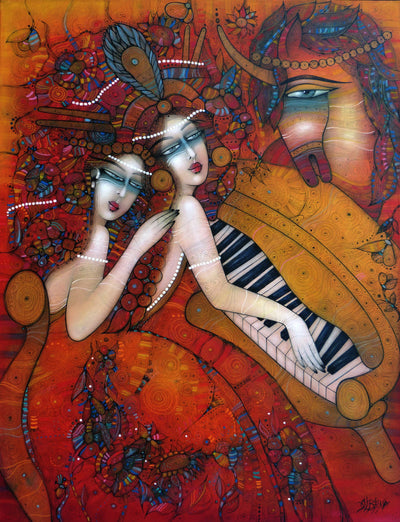 Albena Vatcheva-At the Opera