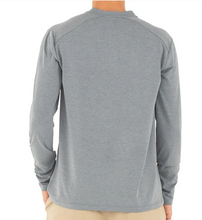 Load image into Gallery viewer, M Bamboo Flex Henley