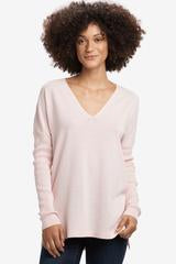 W Martha Sweater Blush Pink