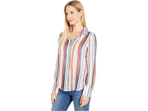 W Wide Placket Shirt