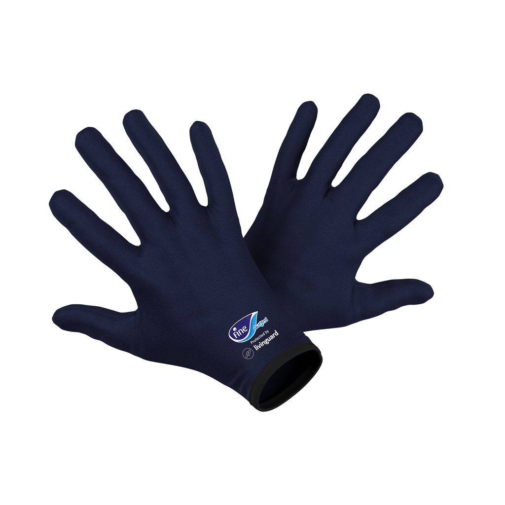 Fine Guard Adult Gloves With Livinguard Technology
