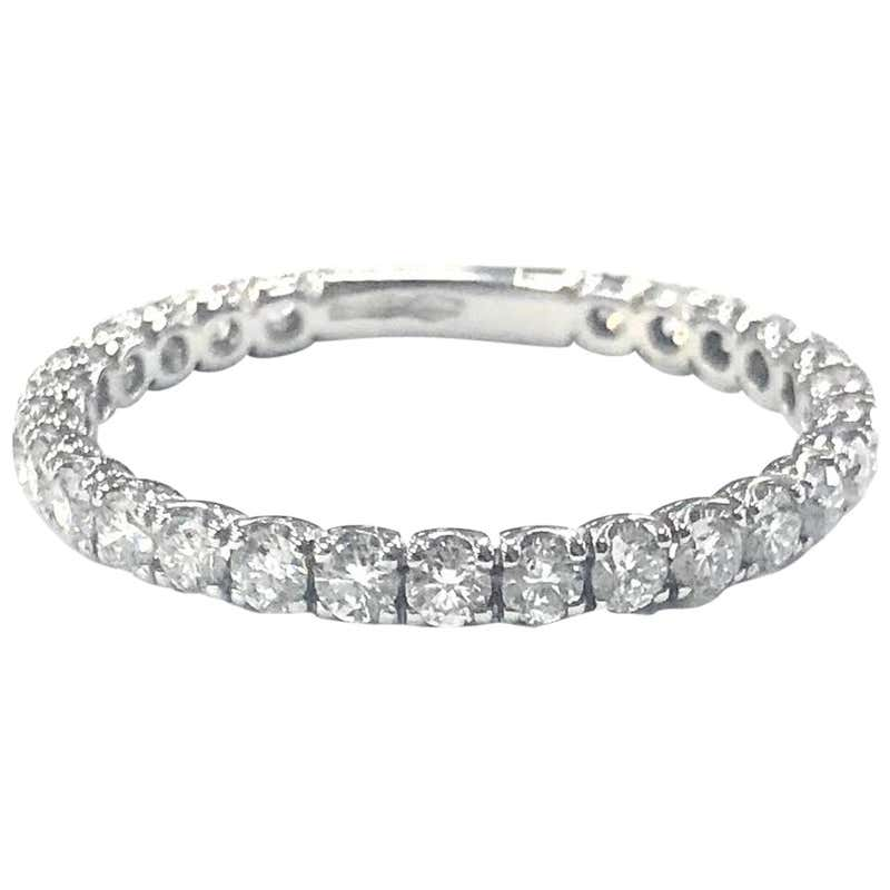 Diamond Full Eternity Band Ring