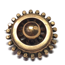 Load image into Gallery viewer, Victorian 9ct Brooch