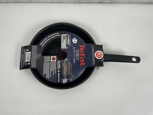 Tefal Everest Frying Pan with Thermospot, Aluminium, Stone Effect, 28 cm - love a fabprice