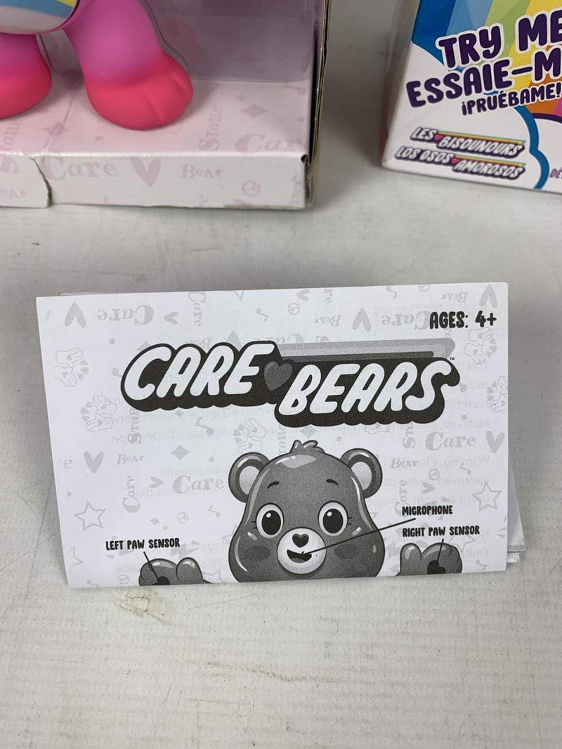 Care Bears Care Bears Care Bears 22051 Unlock The Magic-Interactive Figures-Cheer Bear-Ages 4+, 3