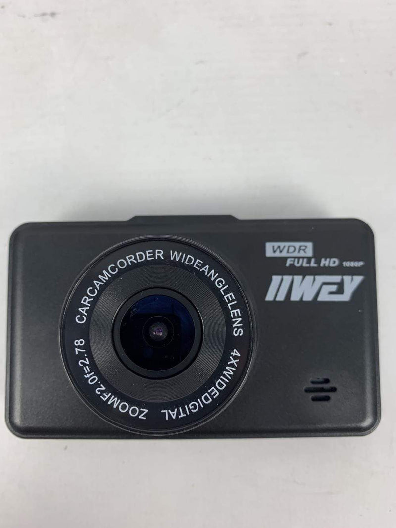 IIWEY Dual Dash Cam Front and Rear IIWEY DC01 Dual Dash Cam Front and Rear Camera FHD 1080P