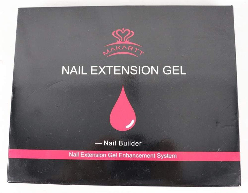 Makartt Nail Gel Kit Makartt Poly Nail Gel Kit, Nail Extension Kit. Nail Builder.