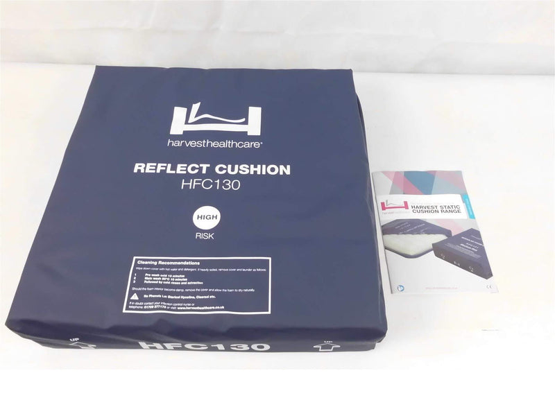 NRS Healthcare Memory Foam Cushion NRS Healthcare Reflect Castellated Memory Foam Cushion – Pressure Care