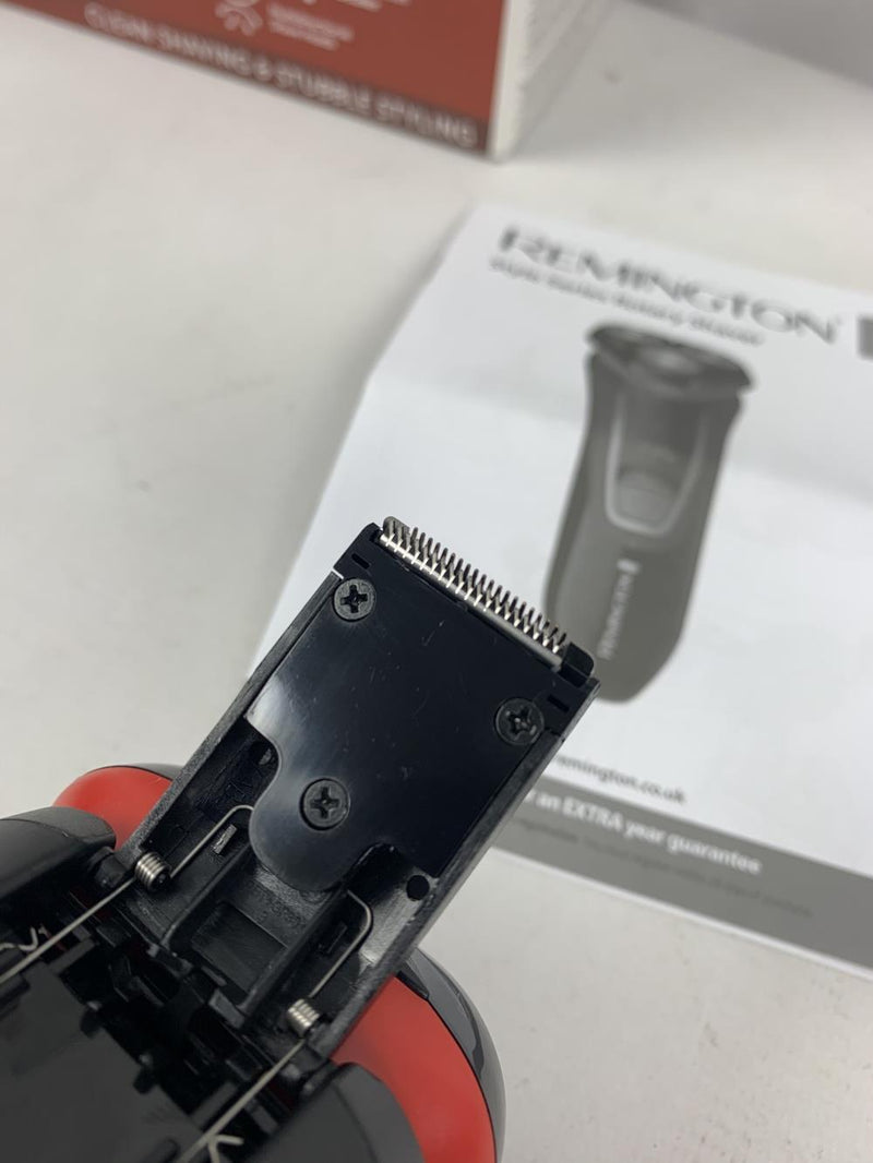 Remington Cordless Shaver Remington R4001 Style R4 Cordless Shaver