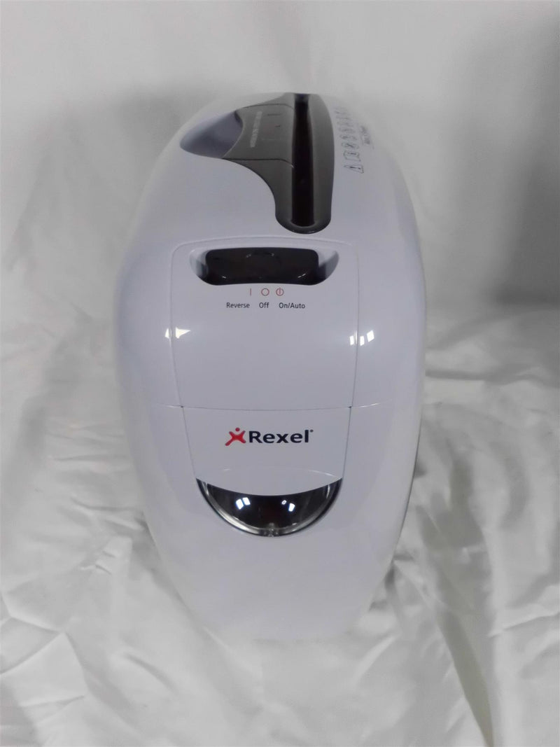 Rexel Shredder Rexel 2101942UK Style 5 Sheet Manual Cross Cut Shredder for Home or Office