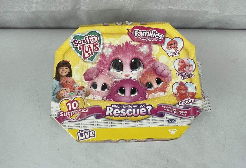 Scruff-a-Luvs Soft Toy Scruff-a-Luvs Scruff-A-Luvs Families