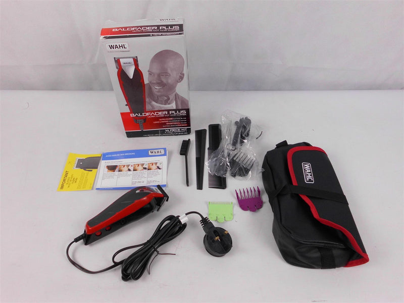 Wahl Hair Clippers Wahl Hair Clippers for Men, Baldfader Plus Afro Head Shaver Men's Hair Clippers