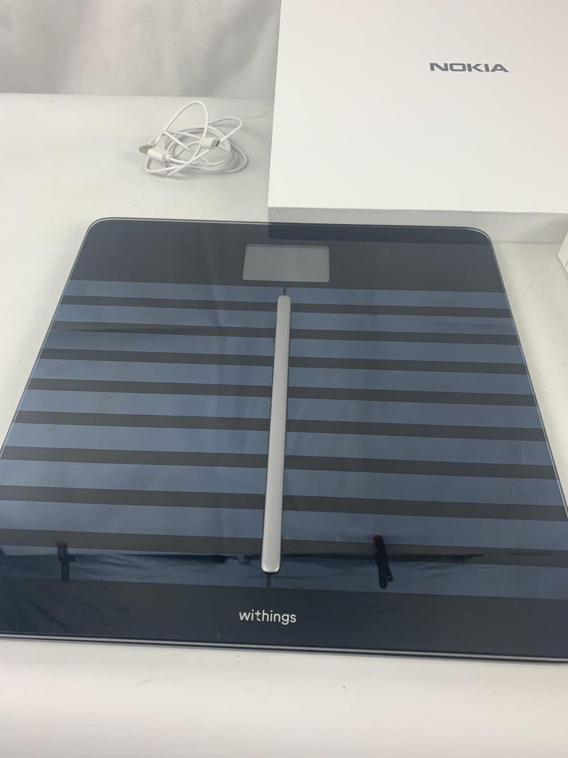 Withings smart scale Withings Body Cardio - Premium Wi-Fi Body Composition Smart Scale