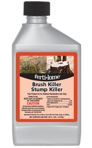 Ferti-lome BRUSH KILLER STUMP KILLER
