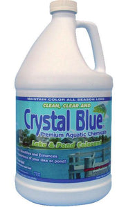 Sanco Crystal Blue Pond Treatment Gallon