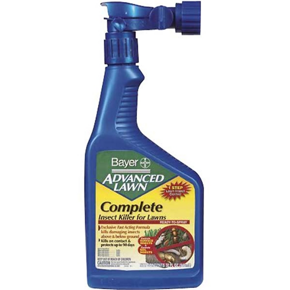 BAYER ADVANCED COMPLETE INSECT KILLER READY-TO-USE
