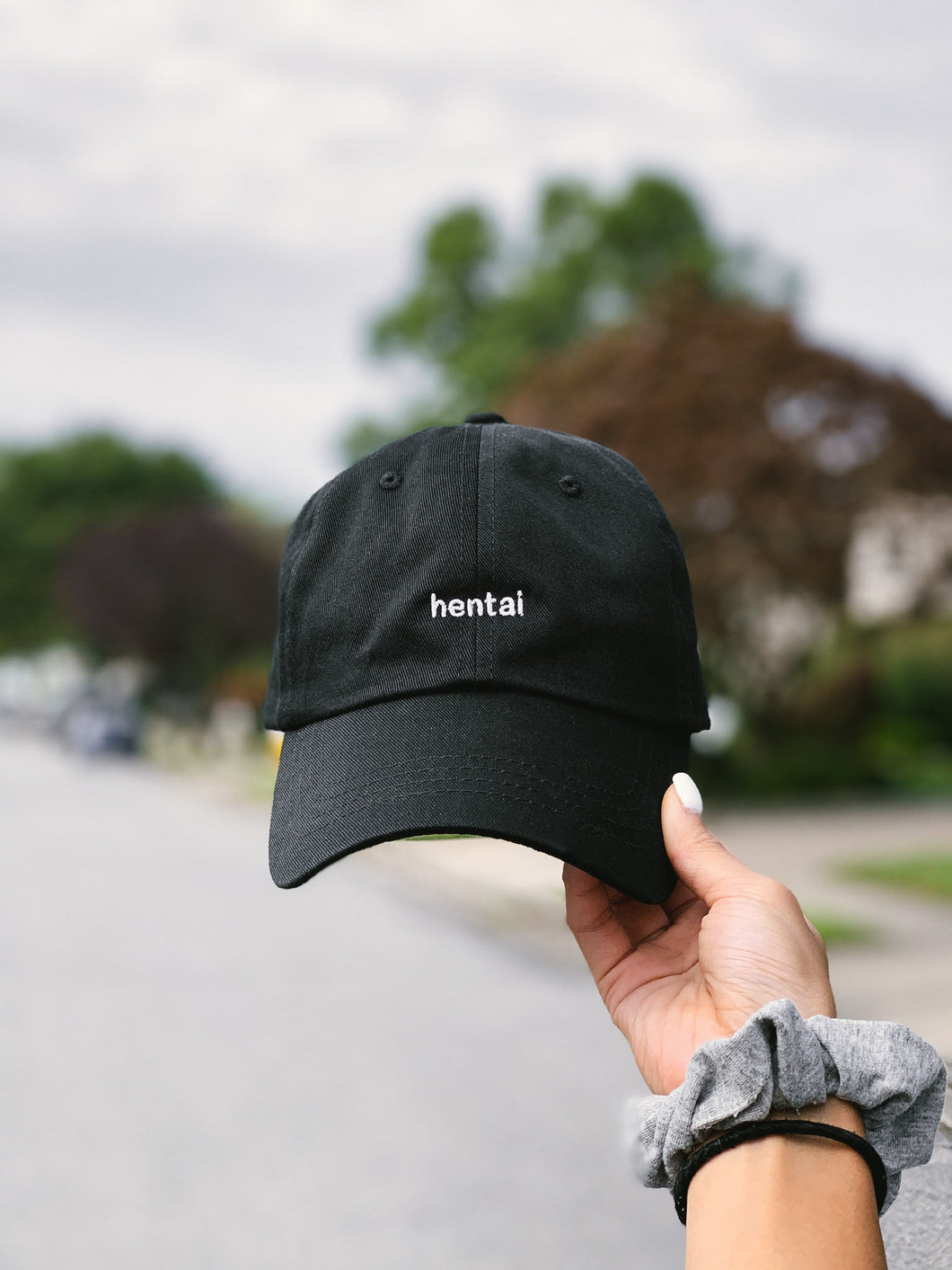 Dad Hat - hentai