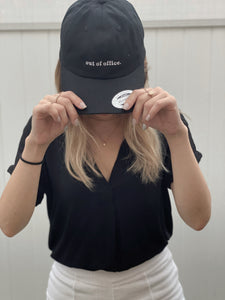 Dad Hat - out of office.