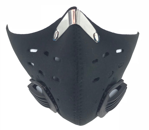 Black Sport Face Mask