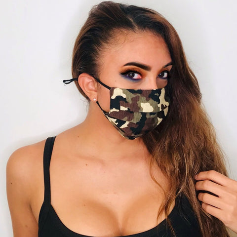 Army Folds Face Mask