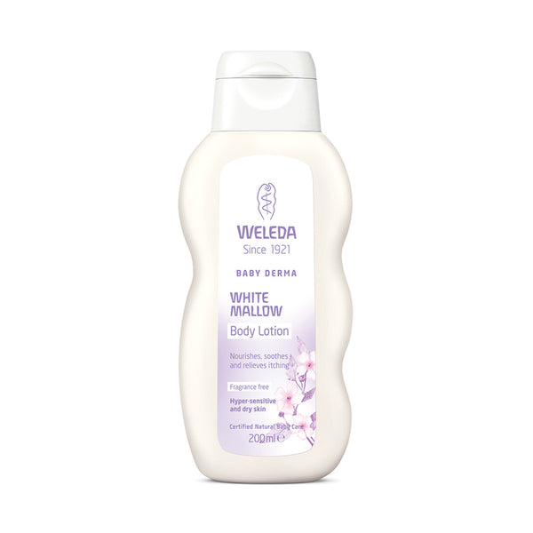 Weleda Baby Derma White Mallow Body Lotion 200ml