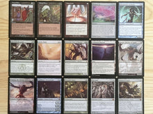 Load image into Gallery viewer, 60pcs MTG Proxy Five Color Good Stuff Blue Core Paper Cards All Rare Expensive Cards
