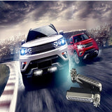 Free installation Headlight Auxiliary Decorative Wind energy lamp LED  Car Network light