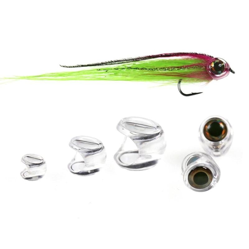 Fish Head For Streamer Flies Fly Fishing Lure Fly Tying Material