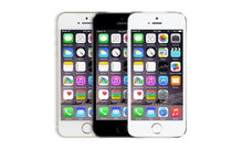 Load image into Gallery viewer, Apple iPhone 5s (GSM UNLOCKED AT&T MetroPCS T-Mobile) - Silver Gray Gold - 16GB 32GB  (Refurbished)