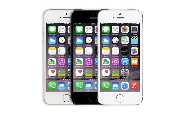 Apple iPhone 5s (GSM UNLOCKED AT&T MetroPCS T-Mobile) - Silver Gray Gold - 16GB 32GB  (Refurbished)