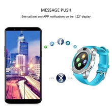 Load image into Gallery viewer, V8 Bluetooth Smart Watch Sports Fitness Tracker SD Card SIM Card Smartwatch Phone Pedometer Sleep Monitor (Not Included SIM Card&TF Card)