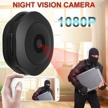 Load image into Gallery viewer, Mini H6 1080P Micro Camera Infrared Night Vision HD 1080P Waterproof DVR / WIFI Camera Motion Sensor Hidden Camera