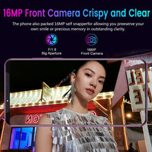 Load image into Gallery viewer, 2019 New Mate33 Pro Smartphone Face ID Unlock Mobilephone 4G 6.1 Inch HD Big Screen Dual SIM Cards Support T Card (8GB RAM&128GB ROM + Free Gift Screen Protector and Phone Case)