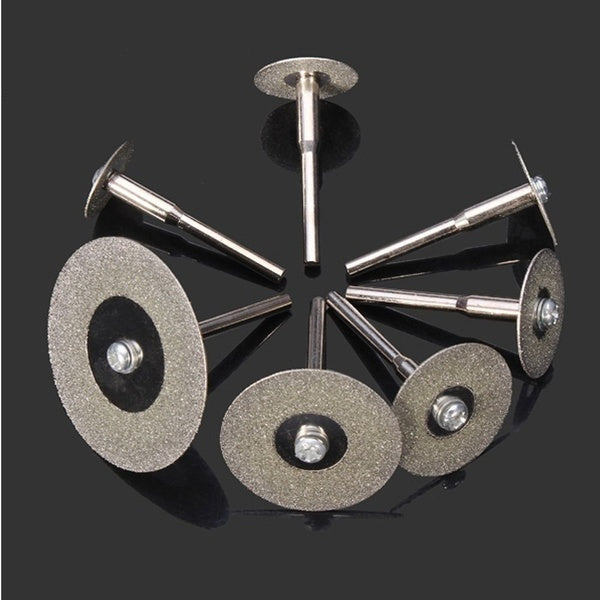 16mm-60mm Diamond Cutting Disc Abrasive Tool Reinforced Cut Off Wheel Electric Grinder Accessories