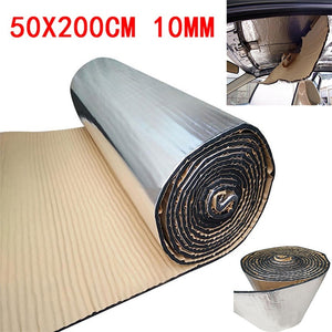 40cm*100cm/50cm*200cm Auto Car Firewall Heat Shield Insulation Sound Deadener Mat