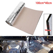 Load image into Gallery viewer, 40cm*100cm/50cm*200cm Auto Car Firewall Heat Shield Insulation Sound Deadener Mat
