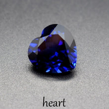 Load image into Gallery viewer, Blue Tanzanite 4.5ct Unheated 8mm Top Round Shape AAAA+Loose Gemstones