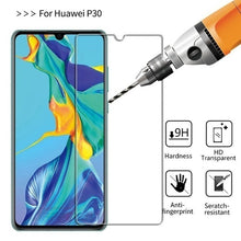 Load image into Gallery viewer, 5Pcs 9H 0.3mm HD Tempered Glass Screen Protector Film For Huawei Honor 20 Mate 9 10 20 Lite P8 P9 P10 P20 P30 Lite Pro