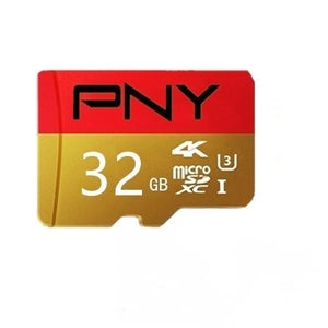 2020 new PNY golden red high speed 256GB 128GB 64GB USB drive Micro SD Micro SDHC Micro SD SDHC card 10 UHS-1 TF memory card + card reader.