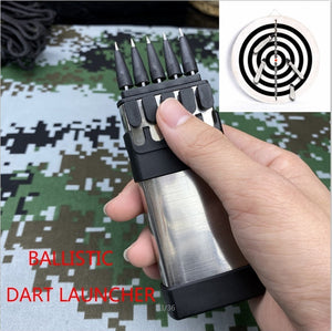NEW STINGER  BALLISTIC DART GUN LAUNCHER Hunting Shooting Shooter Tactical Tool Outdoor Concealed Weapon Practice Darts Self Defense Weapon