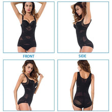 Load image into Gallery viewer, 2020 Women Strapless Body Shaper Full Body Waist Trainer Shaper Underbust Corset Cincher Shapewear Bodysuit