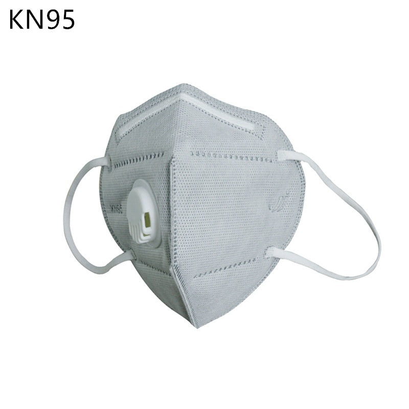 6Pcs KN95 FFP2 FFP3 Disposable Professional Health Care Accessories Non-Woven Anti Fog Anti Haze Mouth-muffle Mask Eco- friendly