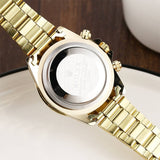 2020 Luxury Men Quartz Watches Stainless Steel Band Wrist Watch